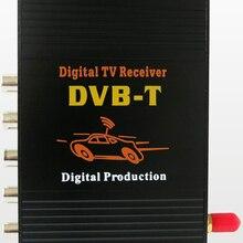 Ouchuangbo DVB-T MPEG-4 Автомобильный цифровой ТВ-тюнер, приемник с поддержкой 174MHz-230MH видео выход одна антенна испанский