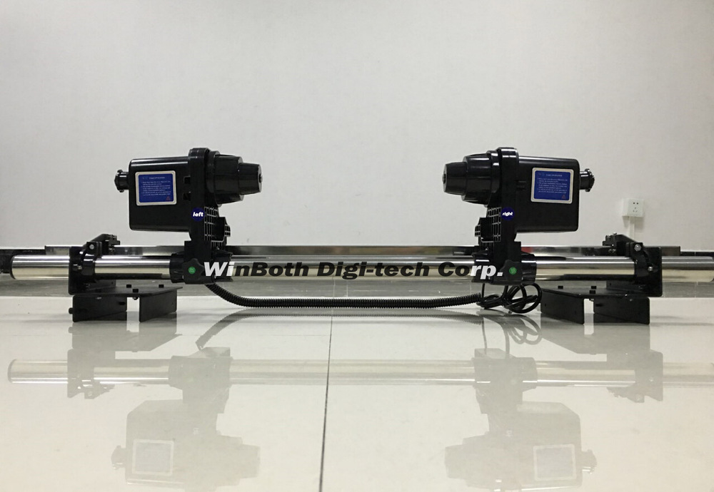 Automatical Media Take up system(two motors)  for Roland Soljet Pro III XJ-640/Roland Versa-640 (64 inch wider) printer 64 automatic media take up reel system for mutoh mimaki roland etc printer
