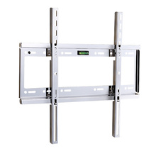 "Flat Display Bracket TV Flat Mounted TV Wall Mount Slim Stainless Metal Wall Plate&Vert Sturdy Secure For 26""-52"" TV"