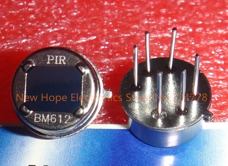 BM612 DIP6 Human Infrared Sensor Module Pyroelectric Infrared Sensors Sensor