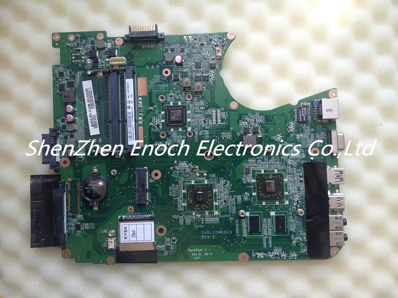 For Toshiba Satellite L750D  Laptop Motherboard with graphics EME450 A000081340 DABLEDMB8E0  stock No.999