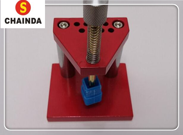 New Stainless Steel Watch Dial Feet Assembling Tool Milling Cutter Tool for Watch Repair