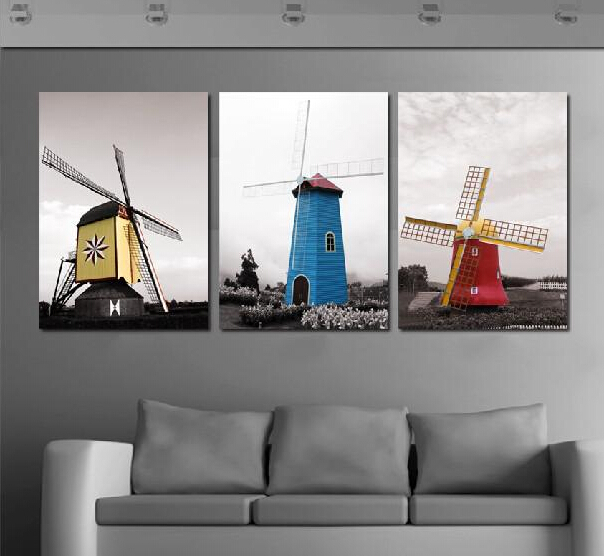Windmill Wall Art online get cheap windmill wall decor -aliexpress | alibaba group