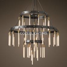 grand maison décoration LED