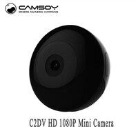 CAMSOY C2DV Mini Camera Full HD 1080P Camera Wearable Endoscope Camera Micro Camera C2 Wifi Mini Cam