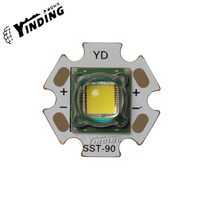 Luminus SST 90 30W High power LED Chip diode bulb Warm/Neutral/Cold white The stage lighting Medical equipment The light source