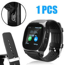 High Quality bluetooth Smart Watch Phone Mate SIM Sport Pedometer For IOS For Android Sleep Tracker Adult Children's Watches цена