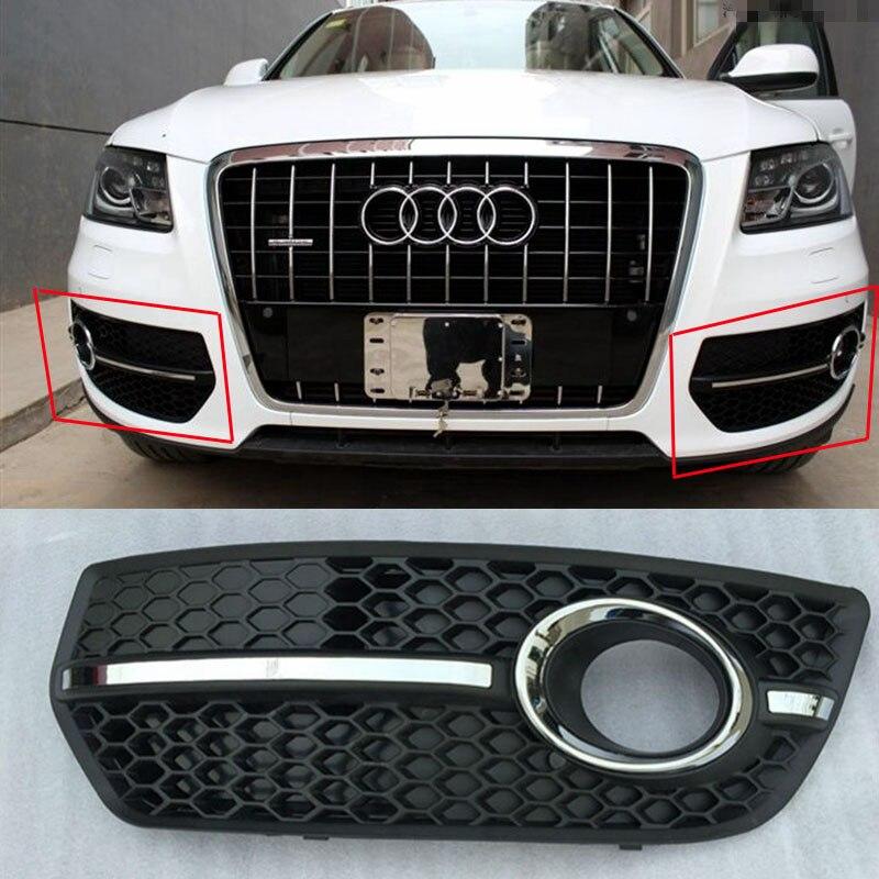 For Audi Q5 Modified RSQ5 2008 2009 2010 2011 2012 2013 Front Fog light fog lamp
