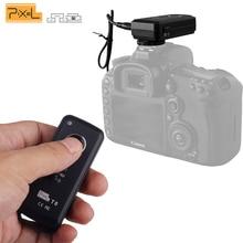 Pixel T8 для Canon Nikon D3100 Sony Камера Беспроводной Таймер Пульт дистанционного Спусковые механизмы затвора объектива Управление кабель VS TW-283 RW-221 стрелять затвора
