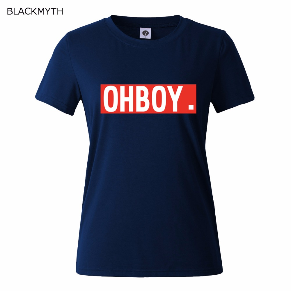 HTB1aNQJQFXXXXb0XFXXq6xXFXXXZ - OHBOY Printing T-shirt Tops Summer Woman Clothing