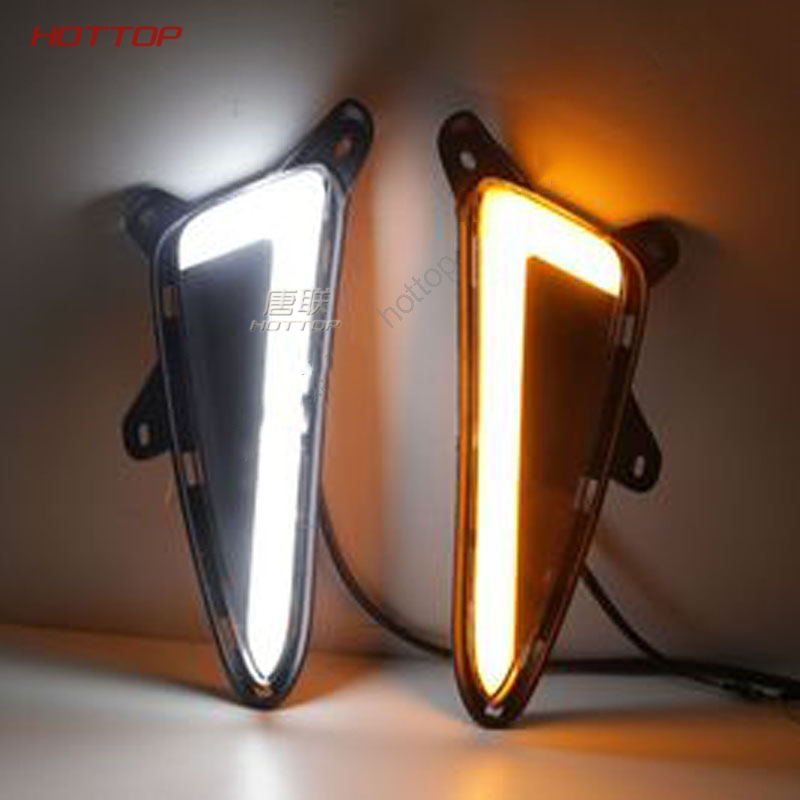 Unon Car Styling for Toyota CHR CH-R 2016-2017 LED DRL for CHR CH-R Turning Led Drl Running Light Fog Light Parking Accessories стоимость