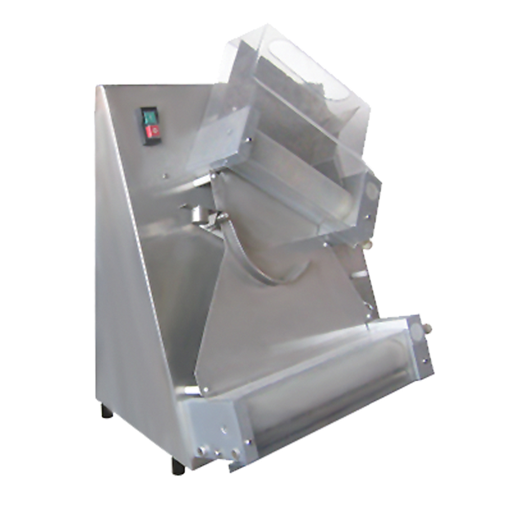 "Ship from USA DR-2A Hot sale automatic electric dough roller for paste processing 12"" pizza sheeter"