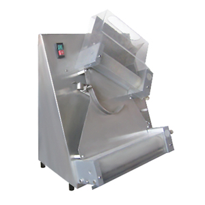 """Ship from USA DR-2A Hot sale automatic electric dough roller for paste processing 12"""" pizza sheeter"""