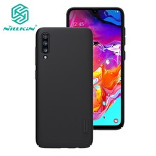 Nillkin For Samsung Galaxy A70 Case Hard Frosted PC Protective Shield Back Cover