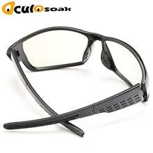 Men Chameleon Glasses Driving Polarized Square Photochromic Sunglasses Driver Goggles UV400 Fishing Sunglases