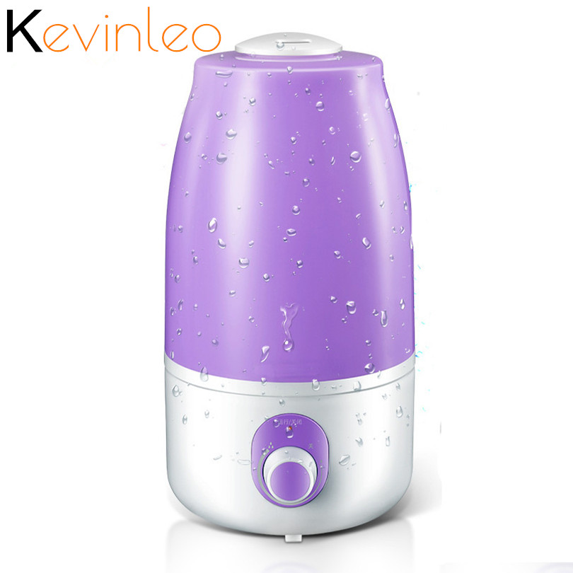 4L Large Capacity Humidifier 240V Air Conditioning Essential Oil Fragrance Ultrasonic Atomizer Aroma Mute Bedroom Home 11l large capacity ultrasonic industrial humidifier 220v mute big fog air humidifier for greenhouse tobacco warehouse atomizer