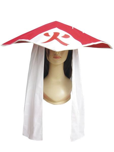 Naruto Shippuden Uzumaki Hokage Hat