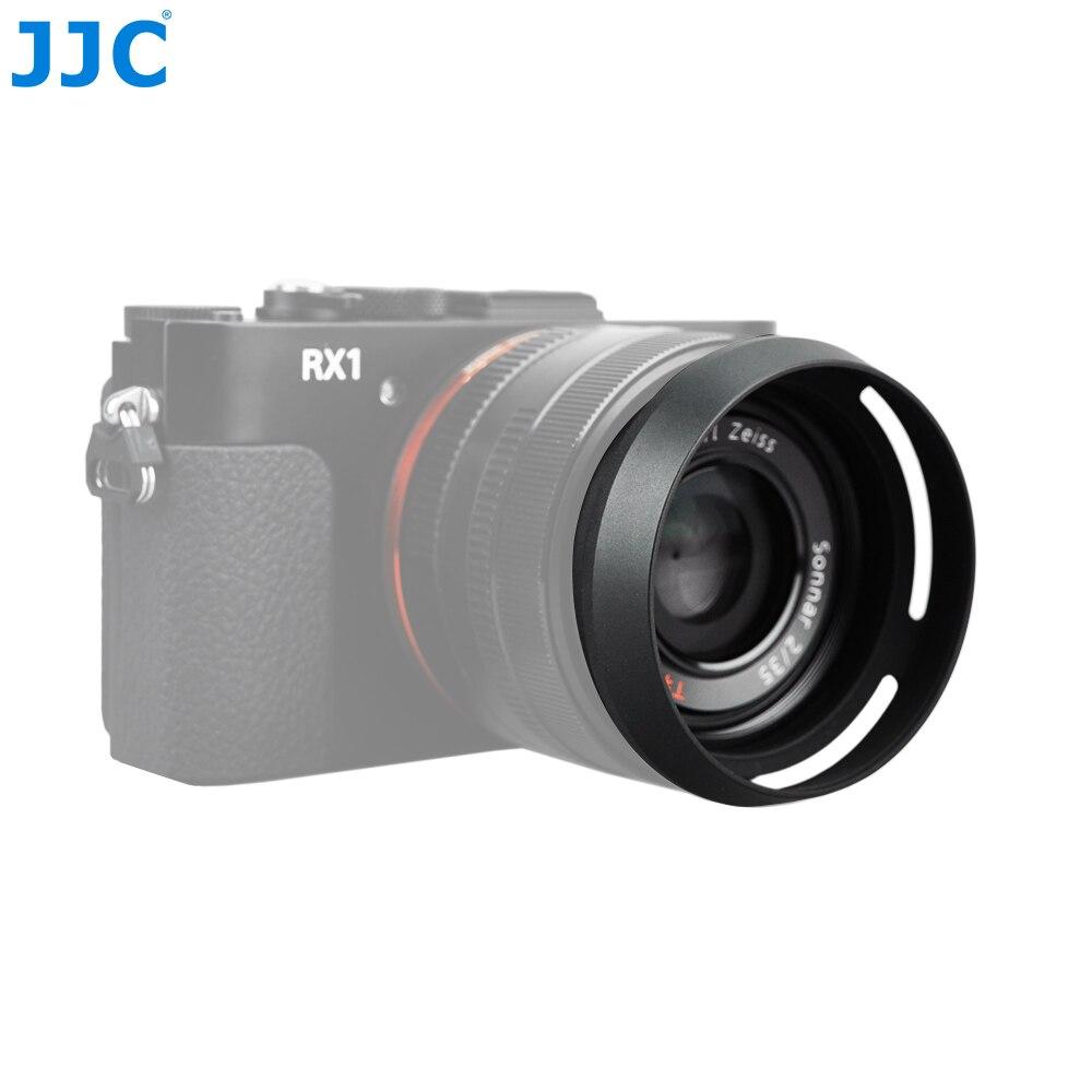 JJC LH LHP1 Aluminum Metal Lens Hood For SONY DSC RX1 RX1R RX1R II Digital Camera