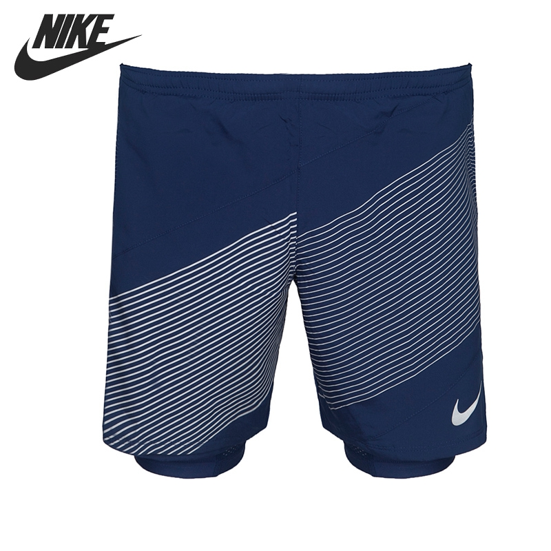 Original New Arrival 2017 NIKE FLX 2IN1 DSTNCE  Men's  Shorts Sportswear adidas original new arrival official neo women s knitted pants breathable elatstic waist sportswear bs4904
