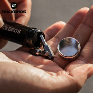 Image 4 - ROCKBROS Đi Xe Đạp Xe Đạp Xe Đạp Bộ Công Cụ Sửa Chữa Ratchet Cờ Lê Sửa Chữa Nhanh Cờ Lê Chéo Lục Giác Dụng Cụ Đa Dụng Cụ Sửa Chữa Bộ