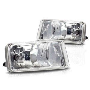 Pokrowiec na chevroleta Avalanche światło przeciwmgielne 2007-2013 halogenowa lampa przeciwmgielna żarówka 12V 24W wysyłka gratis