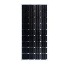 160w 18v solar panel PV module for 12v battery  Charger, Home System, RV Boat Homes