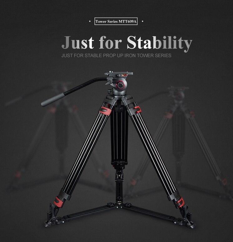 tripé da câmera para filmadora dslr suporte