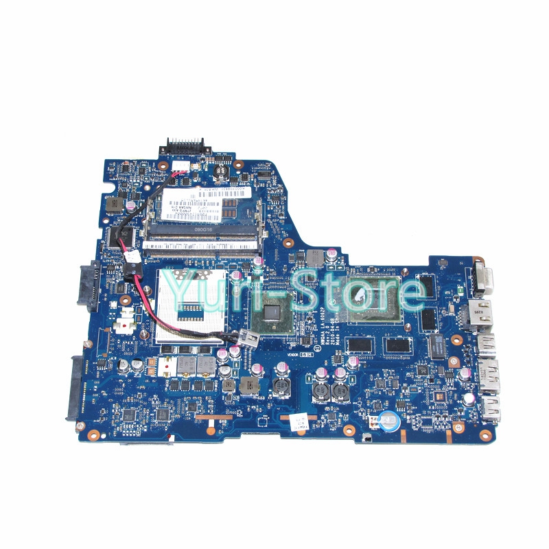 NOKOTION K000104430 NWQAA LA-6062P For Toshiba Satellite A660 A665 HM55 S989 Motherboard works k000104250 motherboard for toshiba satellite a660 a665 la 6061p nwqaa tested good