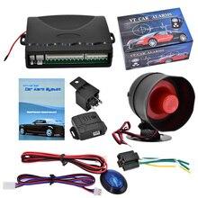 12 В Система Автосигнализации Один Из Способов Автомобиля Сигнализация Системы Защиты Безопасности с Дистанционным Управлением автомобиля anti-theft сигнализация