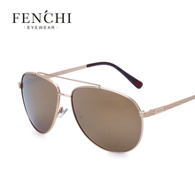 2019 new fashion metallic sunglasses outdoor personality