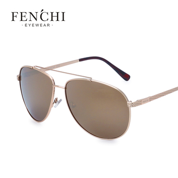 2019 new fashion metallic sunglasses outdoor personality sunglasses