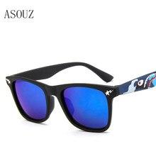 2019 new fashion men and women childrens sunglasses classic brand design kids glasses UV400 oval UV protection