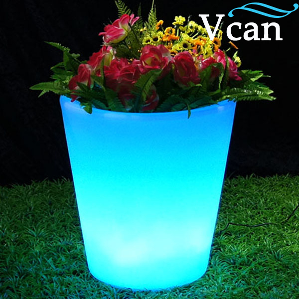 Home and garden christmas rgb flowerpot VC-F3040 электротриммер home garden el360