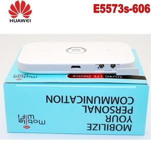 Image 5 - Unlocked Huawei E5573 E5573s 606 4G wifi router band 28 700mhz 4g mobile wifi 4g mifi dongle miFi Router 4g wifi Hotspot router