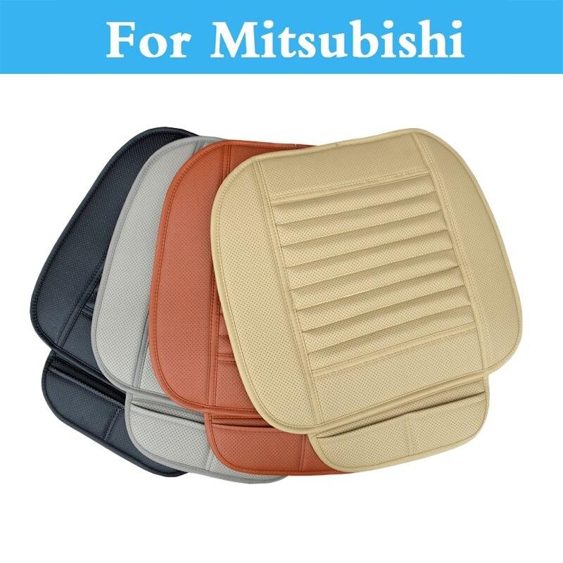1pc Car seats pad not move seat cushion non slip cover for Mitsubishi Mirage Montero Sport Outlander Pajero Mini RVR Space Star
