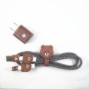 Cartoon Bear Minnie Stitch USB