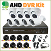 Full 720P1 MP 8CH 1080P Surveillance System AHD DVR KIT CCTV Video Recorder Home Security System