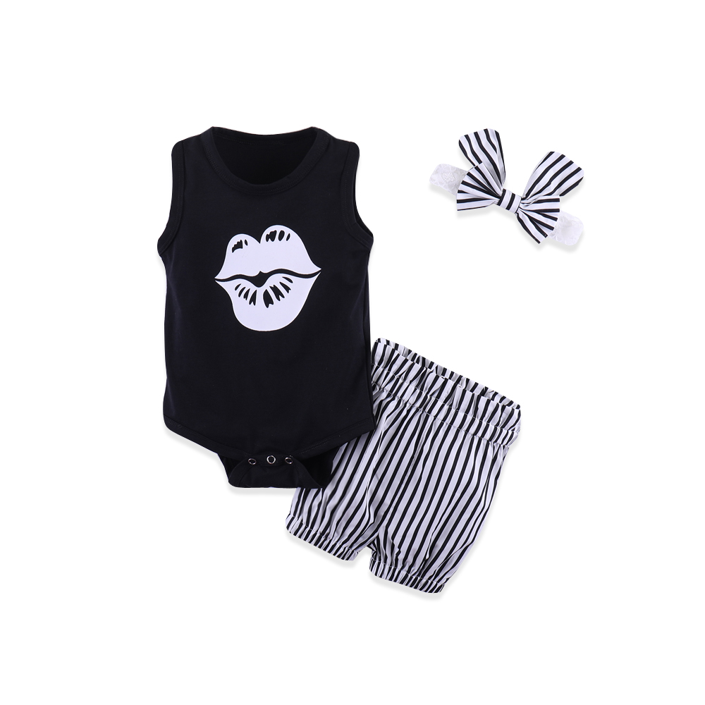Yoyoxiu CX1205-5 baby sets gentleman style clothing 1~2 years boy rompers with pants 3pcs waistcoat+shorts+bow tie child clothes