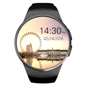 Image 2 - High Tech Smart Watch Connected Wristwatch For Samsung Huawei Xiaomi Android Smartphones Support Sync Call Messager Smartwach