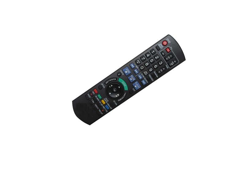 30Pcs Used Remote Control For Panasonic DMR-EH585 DMR-EH675 DMR-EH770 N2QAYB000479 N2QAYB000478 N2QAYB000477 DVD Recorder used n2qayb000128 remote control for panasonic dvd blu ray disc player dmr ex77 dmr ex78 dmr ex88