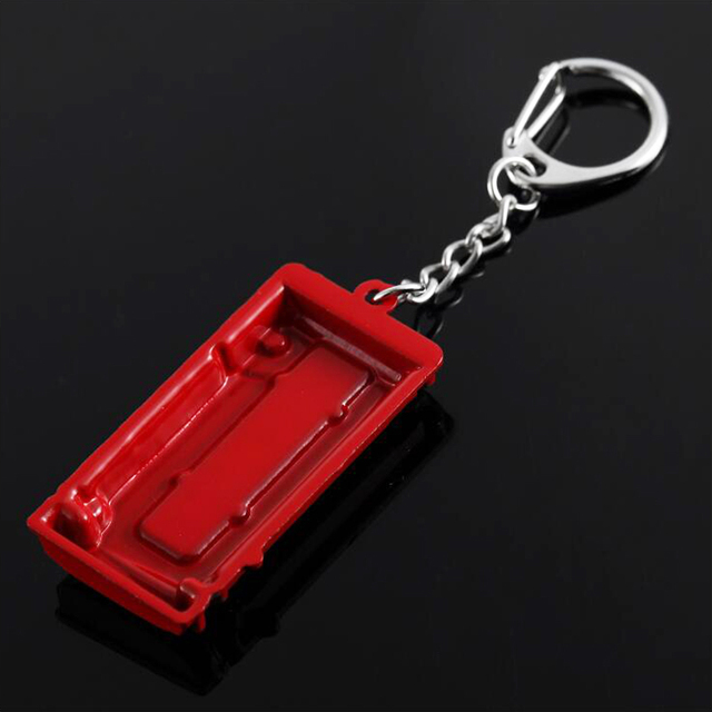 3D VTEC Engine Keychain