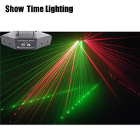 laser light rgb disco laser Show Time projector laser dj dmx show party lampu disco laser stage lighting