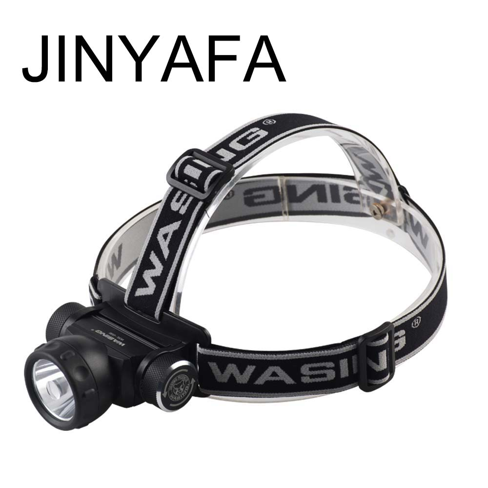 Outdoor waterproof Night lights LED strong light Super bright charging head lights