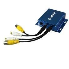Записывающее устройство мини C-DVR, видео, аудио, обнаружение движения, TF карта, записывающее устройство для ip-камеры 480 P, MicroSD CMOS, C-DVR, видеозаписывающее устройство