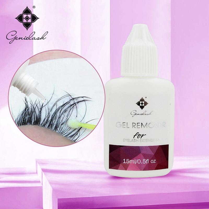 10pcs lot Korea Plain Gel Remover Used for Removing Eyelash Extension Especially for Individual False Eyelashes