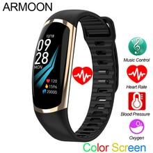Смарт Браслет R16 Android IOS сердечного ритма сна мониторы приборы для измерения артериального давления фитнес трекер водонепроница