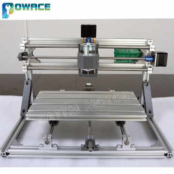 [Ukraine Promotion] 3018 3 Axis CNC Wood Router Engraving Milling DIY Laser Machine GRBL Control+ER11 Collet - DISCOUNT ITEM  6% OFF All Category