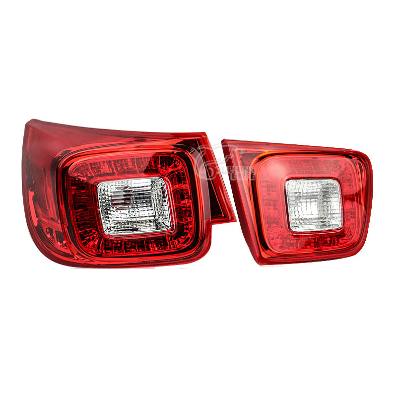 Car Taillight For Chevrolet Malibu 2013 2014 Car 12V LED Tail lights Rear Lights Kit modification Car Lamp Auto Lights Assembly taillight dongfeng for peugeot 408 2013 taillight rear light tail lamp assembly tail lights