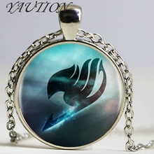 Fairy Tail Woman/Men Logo Pendant Necklace