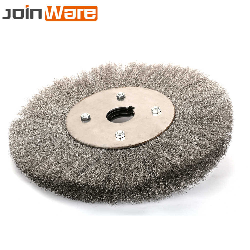 Stainless Steel Wire Wheel Brush 3 10 For Bench Grinder Polishing Abrasive Tool Metal Derusting Aliexpress